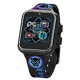 Marvel Black Panther Touchscreen Interactive Smart Watch (Model: AVG4608AZ)