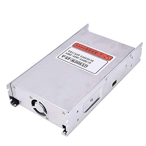 Fuente de alimentación conmutada para máquina de Grabado, Fuente de alimentación conmutada 800W-48V 16A para máquina de Grabado GY800W-48-A