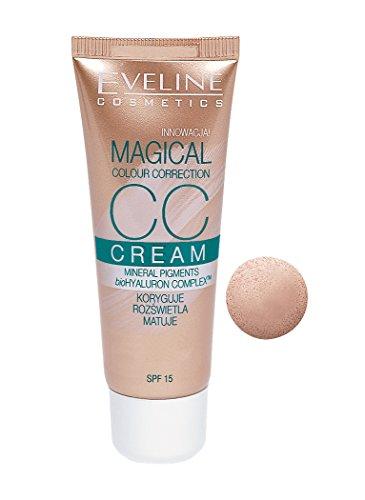 Eveline Cosmetics Magical CC Cream 52 Medium Beige