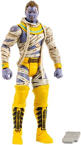 Mattel FMH33 WWE Monster Figur Chris Jericho, 15 cm