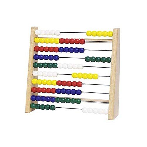 Goki 4013594346108 educatief speelgoed Abacus, kleurrijk