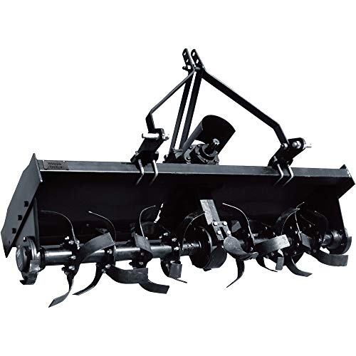 Buy Cheap NorTrac 3-Pt. PTO Rotary Tiller - 49in.W, Category 1