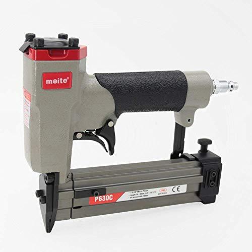meite P630C 23 Gauge 3/8' to 1-3/16' Length Pneumatic Micro Pin Nailer...