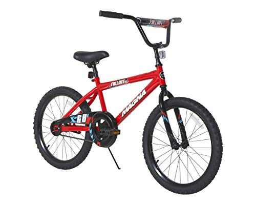 Dynacraft Magna Fallout 20' BMX Bike With Coaster Brake, Red
