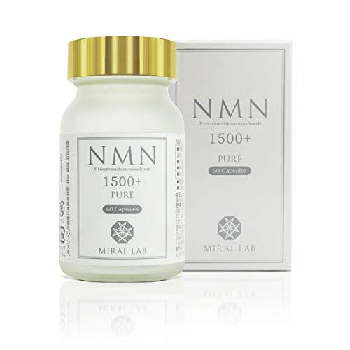 NMN β-Nicotinamide Mononucleotide Pure 1500 Plus (Sale ! Till 31st, Dec. 2021)