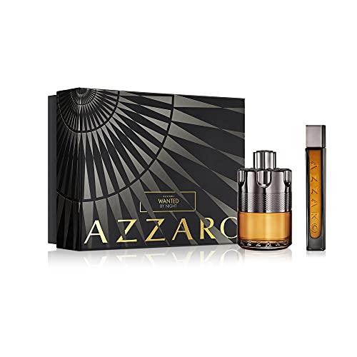 Azzaro Wanted By Night Eau De Perfume Spray 100ml Set 2 Pieces 2020