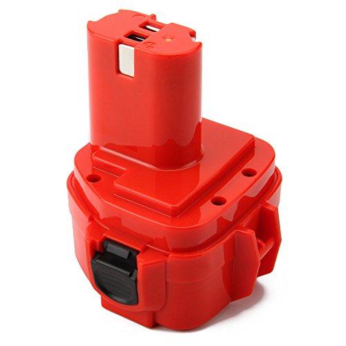 Shentec 12V 3.5Ah Ni-MH Batteria per Makita PA12 1222 1220 1235 1233 1234 1235B 1235F 192696-2 192698-8 192698-A 193138-9 193157-5 4013D