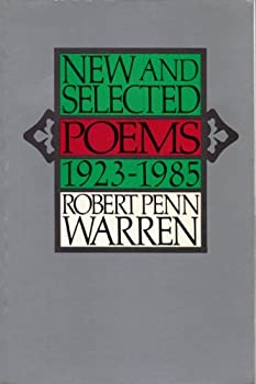 New and Selected Poems, 1923-1985 0394738489 Book Cover