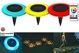 Mipow LED-Licht, Bluetooth, für Pool und Garten, mehrfarbig