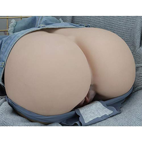 WOAINI Männliche realistische Sexy Dolly für Sex Sex Torso für Männer Silikon Arsch weibliche Lebensgröße A-S Silikon Séx Torso Erwachsene Spielzeug 9,5kg