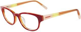 Rx Eyeglasses - Q005 UF Red (48-18-135)
