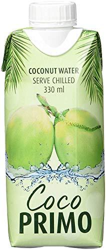 COCO PRIMO Jus de Coco Pure 330 ml Set de 12