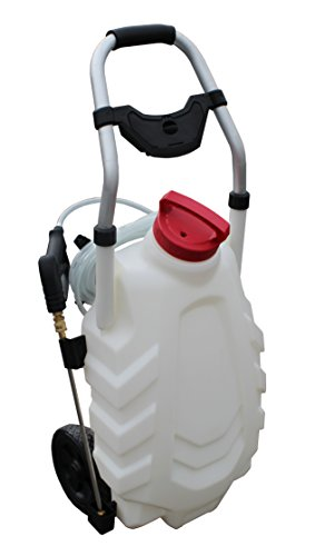 Forum Equipement 100 M005 pulverizador eléctrico y Independiente Pro Sprayer II Color Blanco 42 x 31 x 79 cm, 28 L