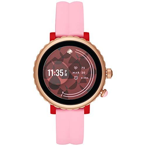 [ケイト・スペードニューヨーク]腕時計タッチスクリーンスマートウォッチKST2015レディース正規輸入品ピンク