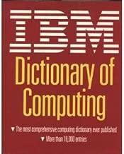 ibm dictionary of computing