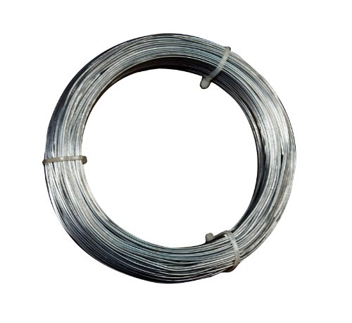 Suspend-It 8851 18 Gauge Hanging Wire 300-Foot Roll for Installation of Suspended Drop Ceilings (8851-6)