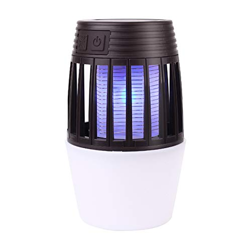 YANE Rechargeable Mosquito Lamp Led Mosquito Killer Outdoor Mosquito Lamp Electronic Mosquito Killer Portable