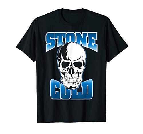 Herren WWE Black Label Stone Cold Steve Austin T-Shirt