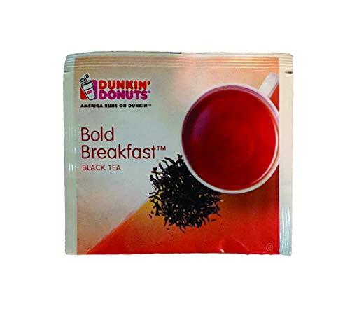 Dunkin Donuts Bold Breakfast Black Tea 45 Tea Bags