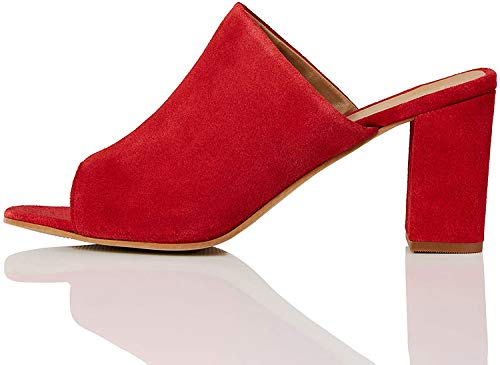 Marca Amazon - find. T44cl7004 - Mules Mujer