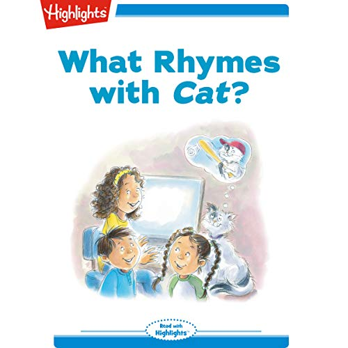 What Rhymes with Cat copertina