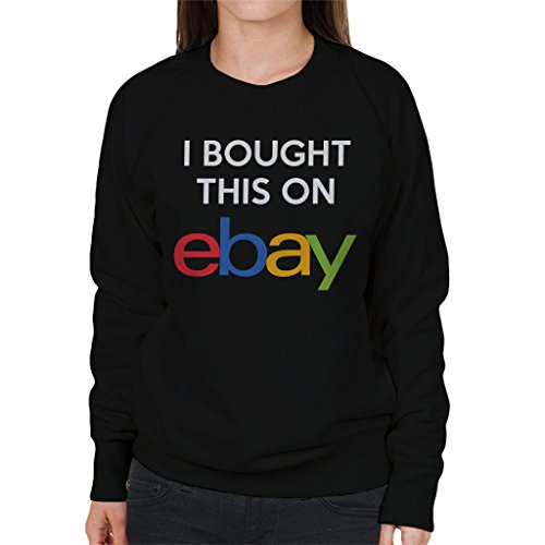 Coto7 I Bought This On Ebay Women's Sweatshirt
