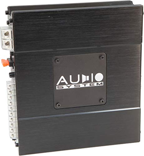 Audio System X-Series | X-80.4 DSP | 4-Kanal DSP Endstufe