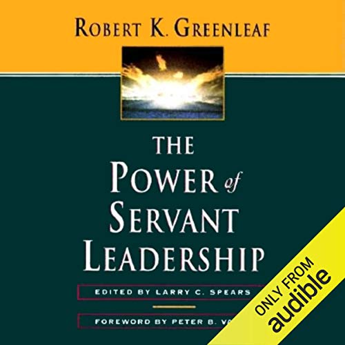 The Power of Servant Leadership cover art