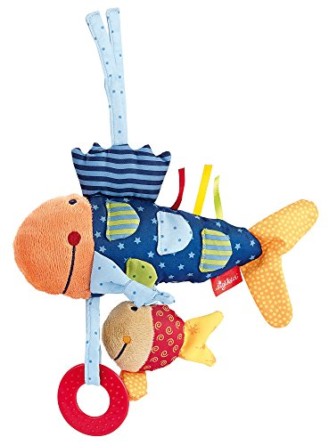 sigikid, Mädchen und Jungen, Aktiv-Fisch, Play-Q, Mehrfarbig, 40104