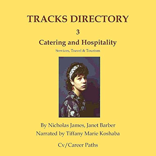 Catering & Hospitality, Service Professions, Travel & Tourism audiobook cover art