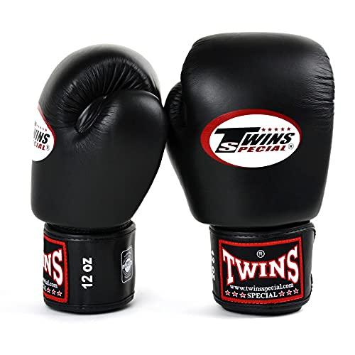 Twins Boxhandschuhe Erwachsene Schwarz...