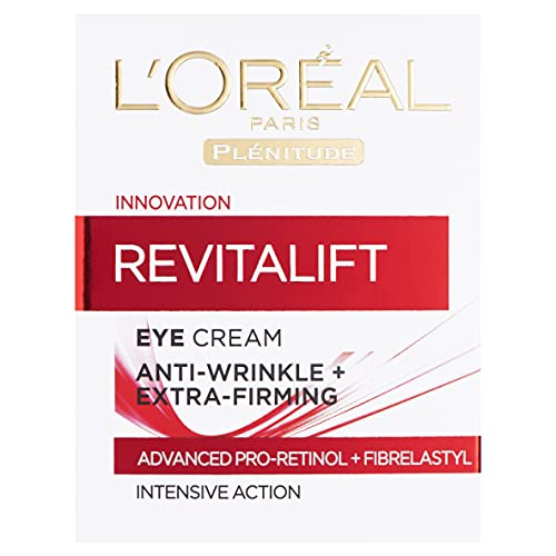 L'Oreal Paris Revitalift Anti Wrinkle + Firming Pro Retinol Eye Cream 15 ml