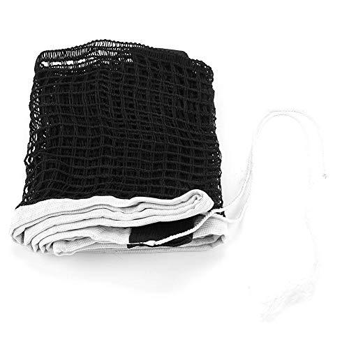 Solomi Tischtennisnetz, Tischtennis-Tischtennisnetz aus Polyester-Baumwolle für...