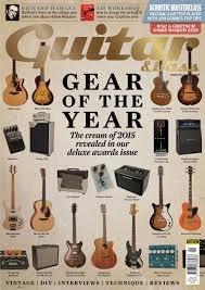 Guitar and Bass January 2016