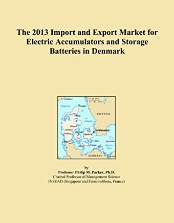 The 2013 Import and Export Market for Electric Accumulators and Storage Batteries in Denmark