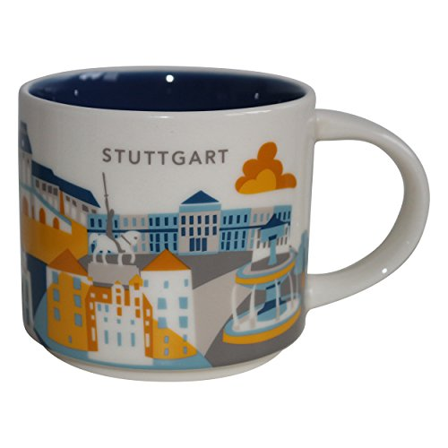 Starbucks Stuttgart You are here - Collection Design Germany 2017 Tasse Mug