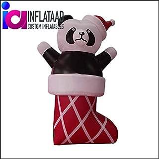 Inflata Ad Inc. Inflatable Christmas-Panda-Stocking