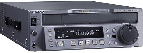 Sony J-30 Compact Betacam Series Player