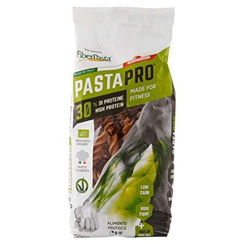 PastaPro Fusilli Proteici Integrali Biologici - 250 g
