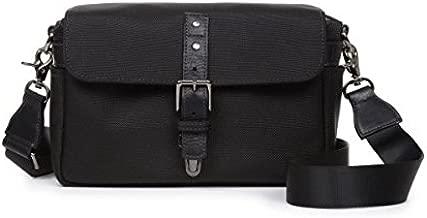 ONA - The Bowery - Camera Messenger Bag - Black Nylon (ONA014NYL)