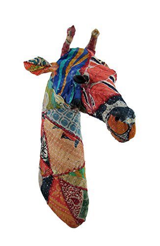 giraffe head - 9