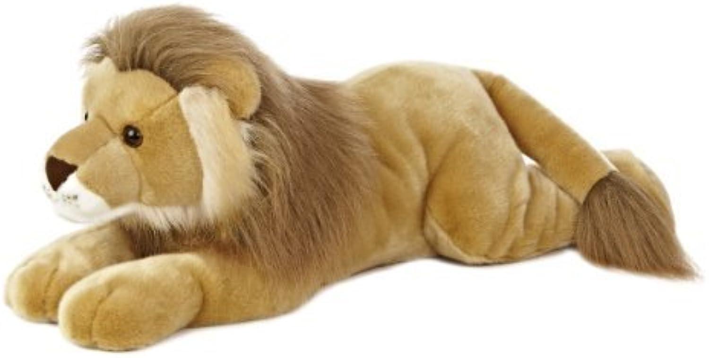 Aurora World Super Flopsie Leo Lion Plush, 27  Long by Aurora World Inc.