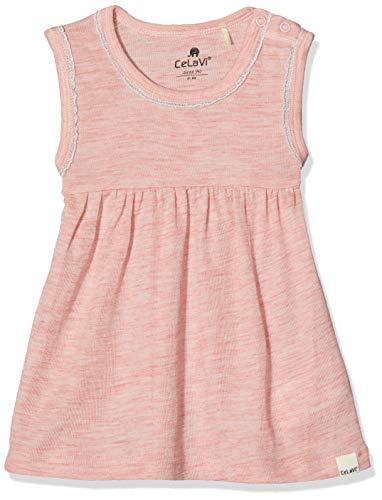 CELAVI babymeisjes zachte wollen jurk