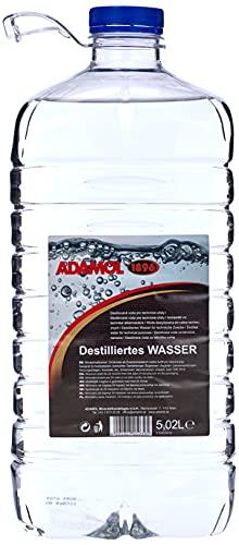 ADAMOL 189651635139Agua Destilada 5l