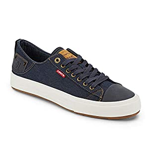 Levi's Mens Neil Lo 501 Denim Fashion Sneaker Shoe