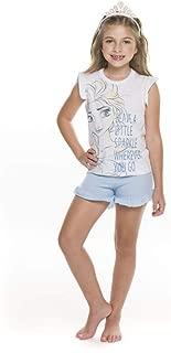 Pijama Infantil Frozen 01