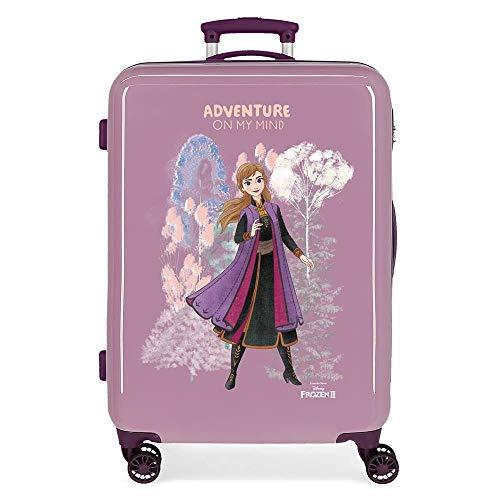 Disney Frozen Adventure Of My Mind Koffer, Geest (paars) - 2311523