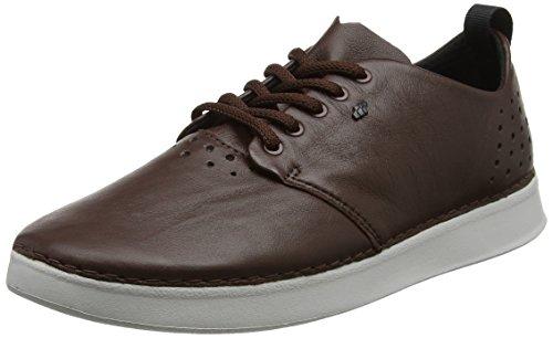 Boxfresh Herren KARAAL Sneaker, Braun, 44 EU