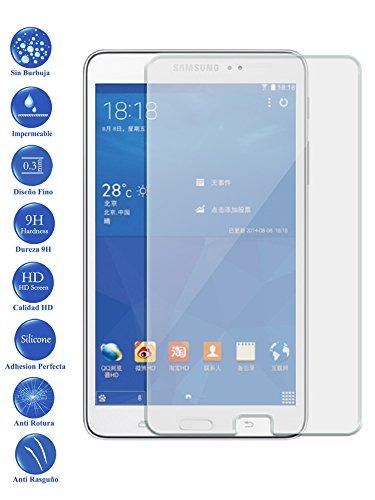 Todotumovil Protector de Pantalla Samsung Galaxy Tab 7.0 T280 T285 de Cristal...
