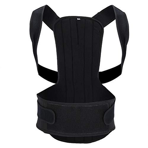 Rückenstabilisator, Haltungskorrektur, Körperhaltung Korrektor verstellbare Rücken Rückenschulter Geradehalter Rücken Rückenstütze Größenverstellbar Haltungstrainer für die Rückenschulter
